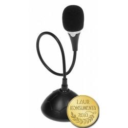 MediaTech Kierunkowy mikrofon biurkowy MT392