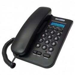 Maxcom KXT100 CZARNY TELEFN PRZEWODOWY