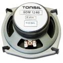 Głośnik średniotonowy Tonsil GDM 12/60 8 Ohm z koszem otwartym i membraną celulozową (Altus 110)