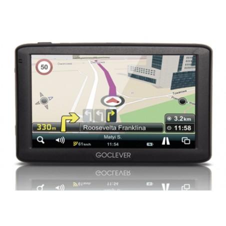Nawigacja GPS GOCLEVER NAVIO 540 EU, szybka, dokładna i prosta w obsłudze nawigacja GPS
