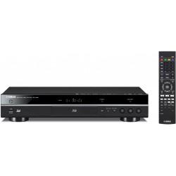 Odtwarzacz Blu-ray Yamaha BD-S681 z Wi-Fi, skalowaniem do 4K, obsługą plików Hi-Res