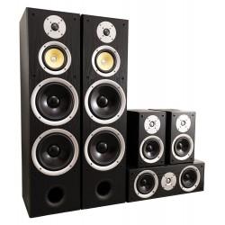Kolumny głośnikowe kina domowego Koda AK-48 system 5.0