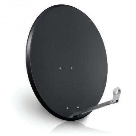 Antena satelitarna 90cm Fe Corab - grafit