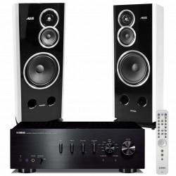 Zestaw stereofoniczny Yamaha A-S701 + kolumny Tonsil Altus 280 + Bluetooth!