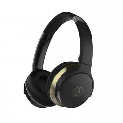 Bezprzewodowe słuchawki nauszne Bluetooth Audio-Technica ATH-AR3BT czarne