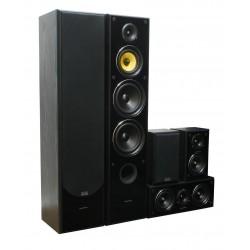 Kolumny głośnikowe Taga Harmony model TAV-606 SE, system 5.0, 3 kolory