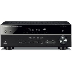 Yamaha RX-V585 amplituner z MusicCast, Dolby Atmos i obsługą serwisów muzycznych