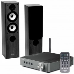 Zestaw stereofoniczny Yamaha WXA-50 MusicCast + kolumny Tonsil Fenix III