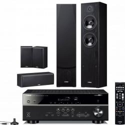 Zestaw kina domowego Yamaha HTR-4072 (RX-V485) + kolumny Yamaha NS-F51 / NS-P51 system 5.0