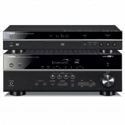 Zestaw kina domowego Yamaha HTR-4072 (RX-V485) + BD-S681 z MusicCast