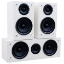 Zestaw kina domowego Yamaha RX-V385 + kolumny Taga Harmony TAV-506 v.2 system 5.0