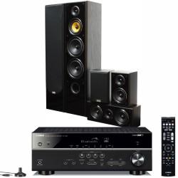 Zestaw kina domowego Yamaha HTR-4072 (RX-V485) + kolumny Taga Harmony TAV-606 v.3 system 5.0