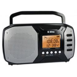 Eltra Radio KAMILA CYFROWE Czarny