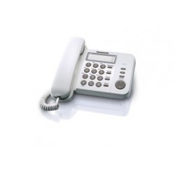 Panasonic KXTS 520 White