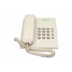 Panasonic KXTS500 White Przewodowy|White
