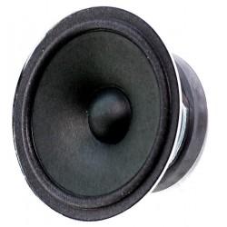 Głośnik średniotonowy Tonsil GDM 10/80/2 8 Ohm z koszem zamkniętym i membraną celulozową.