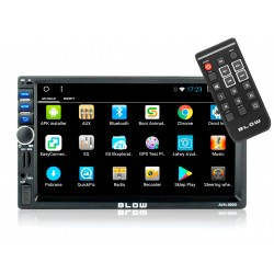 BLOW Radio AVH-9900 + pilot 2Din 7 GPS/BT/USB/ANDROID