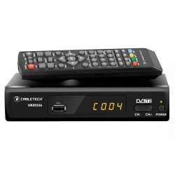 Tuner dekoder cyfrowy Cabletech URZ0336, ,DVB-T2, Internet