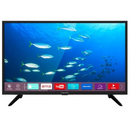 "Telewizor Kruger&Matz 32"" HD smart seria ""A"", KM0232-S"
