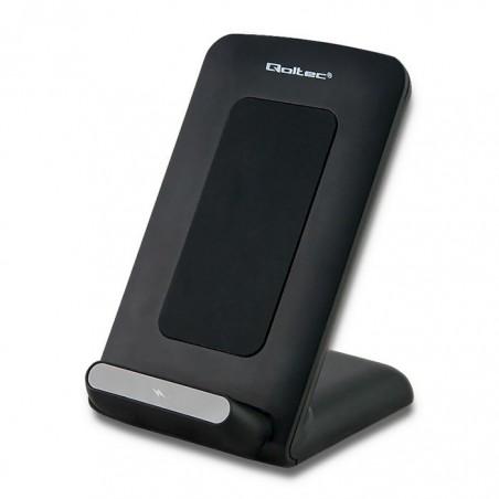 Qoltec Bezprzewodowa ładowarka indukcyjna   5V/9V   10W   2A   Micro USB