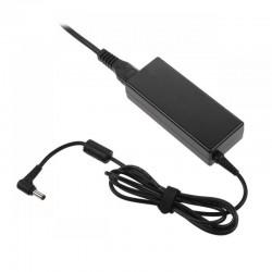 Zasilacz dedykowany do laptopa TOSHIBA 75W 19.0V 3.95A 5.5*2.5 z kablem zasilającym firmy Quer model KOM0198
