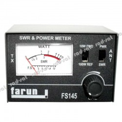 Reflektometr CB CRT SWR-1 Miernik SWR-MOC