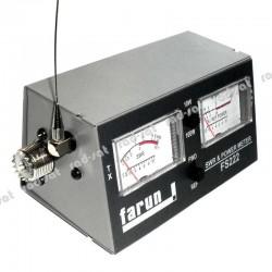 Reflektometr CB Farun FS-222 Miernik SWR-MOC