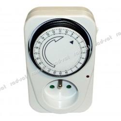 Mechaniczny włącznik czasowy URZ2001-2