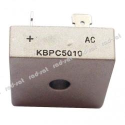 Mostek prostowniczy Graetza 50A 1000V KBPC5010