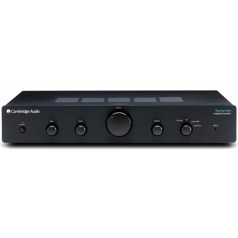 Wzmacniacz zintegrowany Cambridge Audio Topaz AM5 (AM 5) 2 x 25W