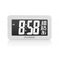 Budzik Zegar Hyundai AC321W biały