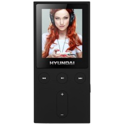 Odtwarzacz mp3 HYUNDAI MPC501GB8FMB 8GB Czarny