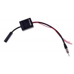 Samochodowy wzmacniacz sygnału radiowego 16dB Abasco URZ2290