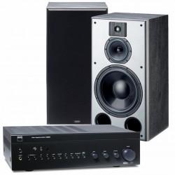 Zestaw stereofoniczny NAD C356 BEE + kolumny podstawkowe Indiana Line DJ 310 + Bluetooth!