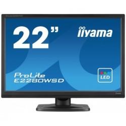 IIYAMA Monitor 22 E2280WSD DVI/D-sub/Głośniki