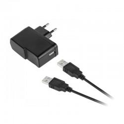 Zasilacz sieciowy do tabletów i telefonów Kruger&Matz 5V 3A, KM0026