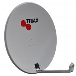 Antena Satelitarna Triax TD 80 HDTV kolor Szary