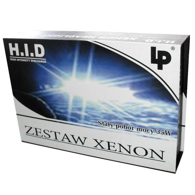 Zestaw żarówek Xenonowych HID H1 do samodzielnego montażu URZ0271