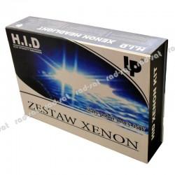 Zestaw żarówek Xenonowych HID H7 URZ0265 Superpłaski