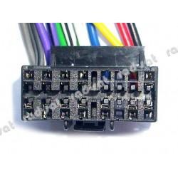 Kostka ISO do radioodbiorników JVC KS-FX 220 i innych