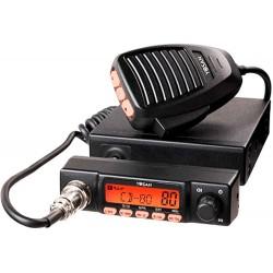 CB radio YOSAN CB100 AM/FM z odpinanym panelem