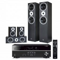 Zestaw kina domowego Yamaha HTR-2071 + kolumny Prism Audio TORNADO