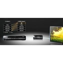 Odtwarzacz Blu-ray Yamaha BD-A1060 z serii Aventage, 4K, 3D, DLNA, z Miracast i Wi-Fi Direct