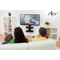 Półka ścienna pojedyncza, pod TV ART D-49N do sprzętu RTV