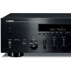 Wieża stereo Yamaha R-N803D + kolumny głośnikowe Yamaha NS-777, z MusicCast, AirPlay, DLNA i tunerem DAB+