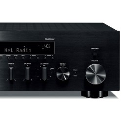 Zestaw stereofoniczny Yamaha R-N803D + kolumny Tonsil Altus 200, z MusicCast, AirPlay, DLNA i tunerem DAB+