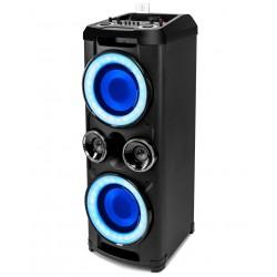Domowy zestaw audio GoGEN BPS 733 Karaoke, Czarny