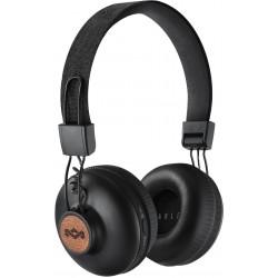 Słuchawki bezprzewodowe nauszne Bluetooth House of Marley Positive Vibration 2 Wireless black (EM-JH133-SB)