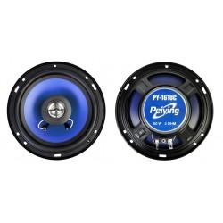 Głośniki samochodowe dwudrożne Peiying PY-1610C moc 80W
