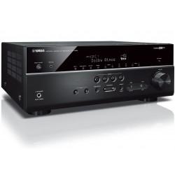 Zestaw kina domowego Yamaha RX-V685 z MusicCast + kolumny głośnikowe Indiana Line - Tesi 561 x2, Tesi 241 x2, Tesi 761 x1